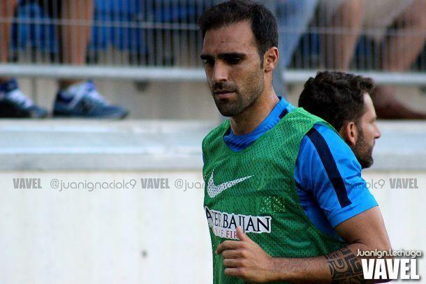 """Jesús Gámez: """"Estoy en un gran equipo con grandes jugadores"""""""