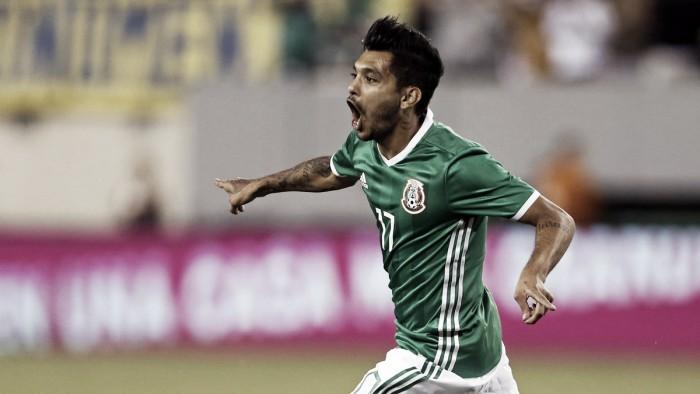 'Tecatito' Corona es baja de la convocatoria de México