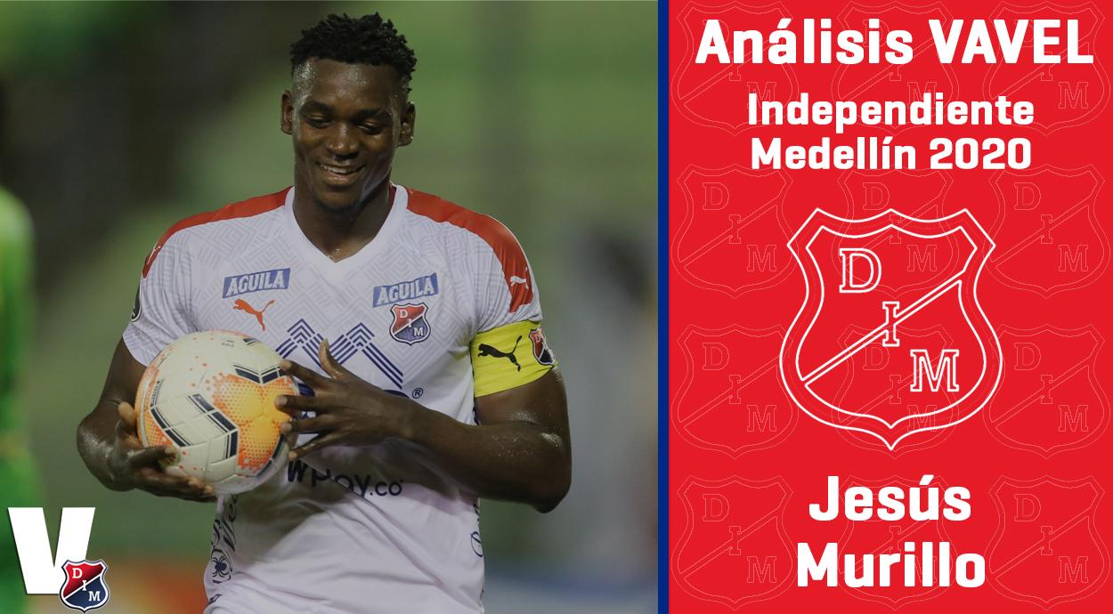 Análisis VAVEL, Independiente Medellín 2020: Jesús Murillo