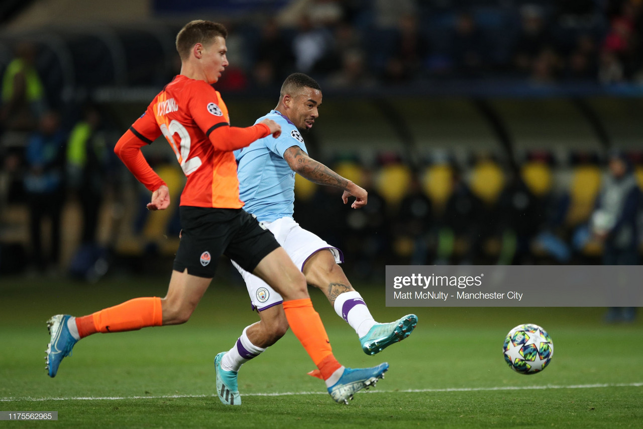 Manchester City vs Shakhtar Donetsk Preview: Citizens seek three points to wrap up top spot in Group C