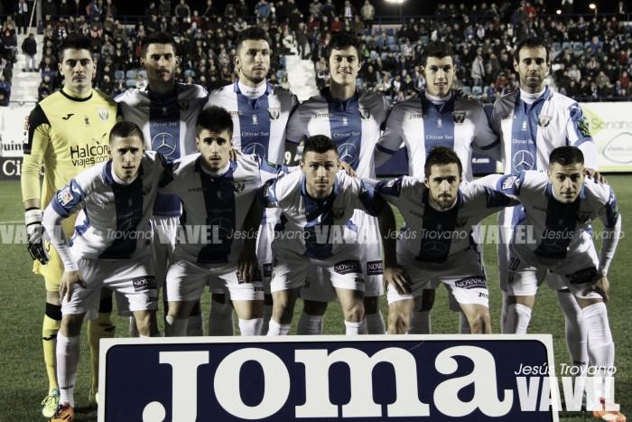 Ojeando al rival: CD Leganés, con la moral por las nubes