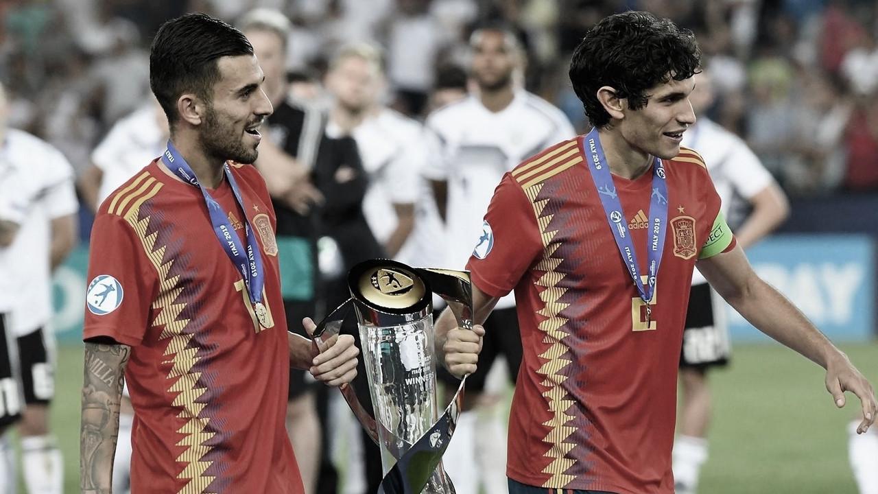 España clasificada a la Eurocopa sub-21 de Hungría y Eslovenia 2021, restan ocho plazas por definir | Fotografía: Getty Images/UEFA