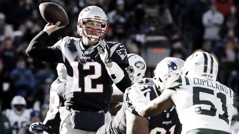 New England se impone fácilmente a los Jets