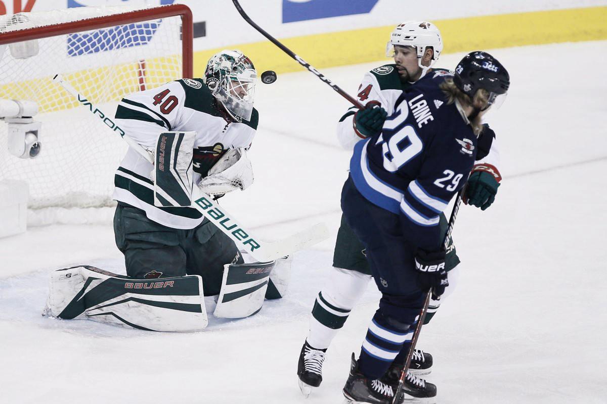 Winnipeg Jets take Game 2 easily