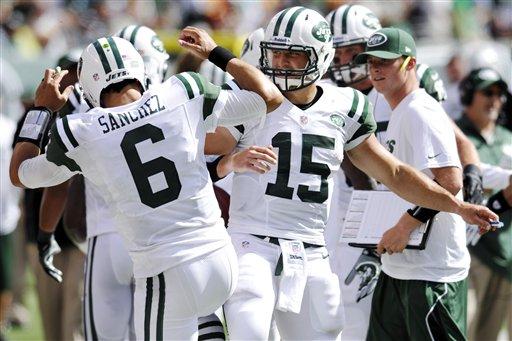 Los Jets lo guardaban para su estreno