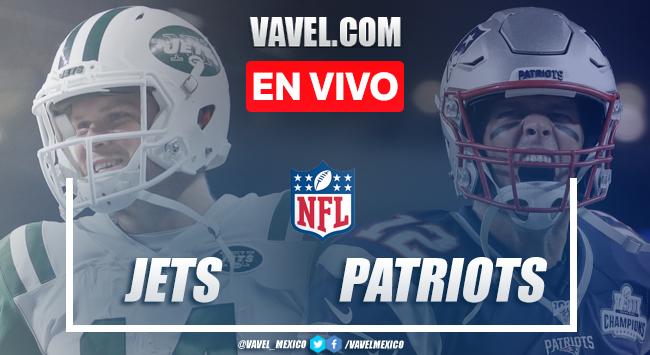 Resumen y touchdowns: New England Patriots 33-0 New York Jets en NFL 2019