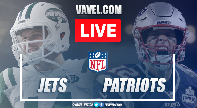 Video highlights and touchdowns: New England Patriots 33-0 New York Jets, 2019 NFL Season