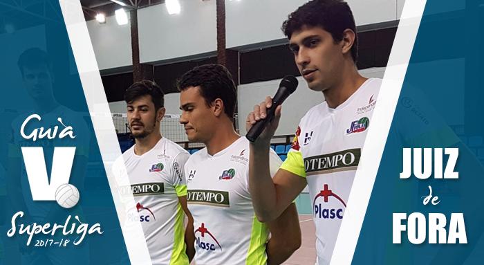 Guia VAVEL Superliga Masculina 2017/2018: Juiz de Fora