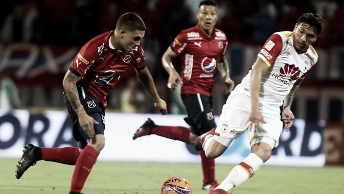 Santa Fe, el rival en cuarto de Copa para el DIM