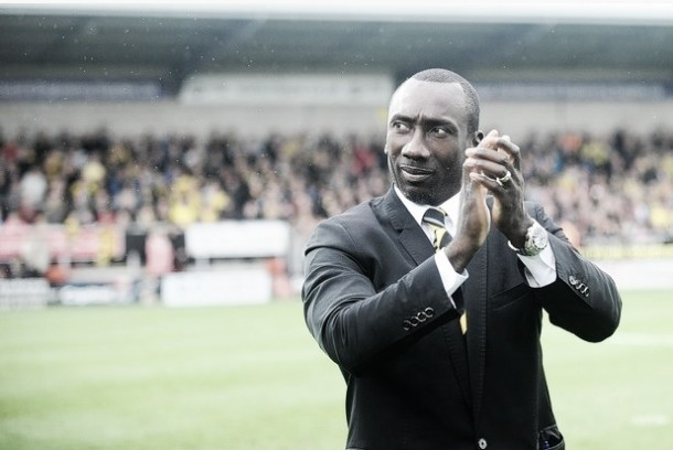Hasselbaink in talks with Queens Park Rangers