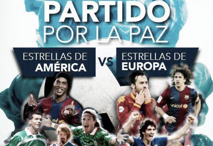 Ronaldinho regresa a Querétaro