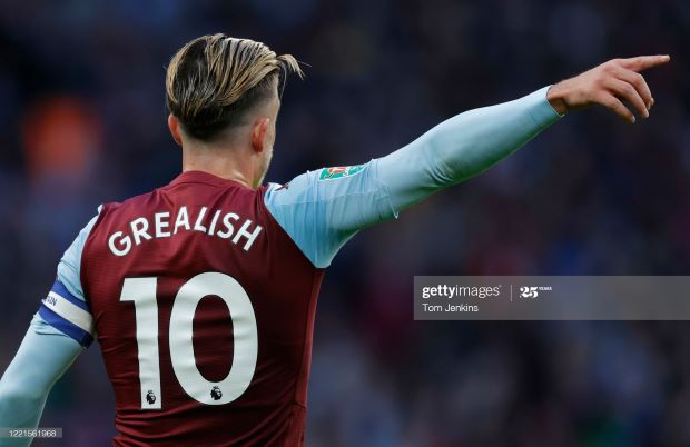 Jack Grealish: From a failing boy wonder to England international