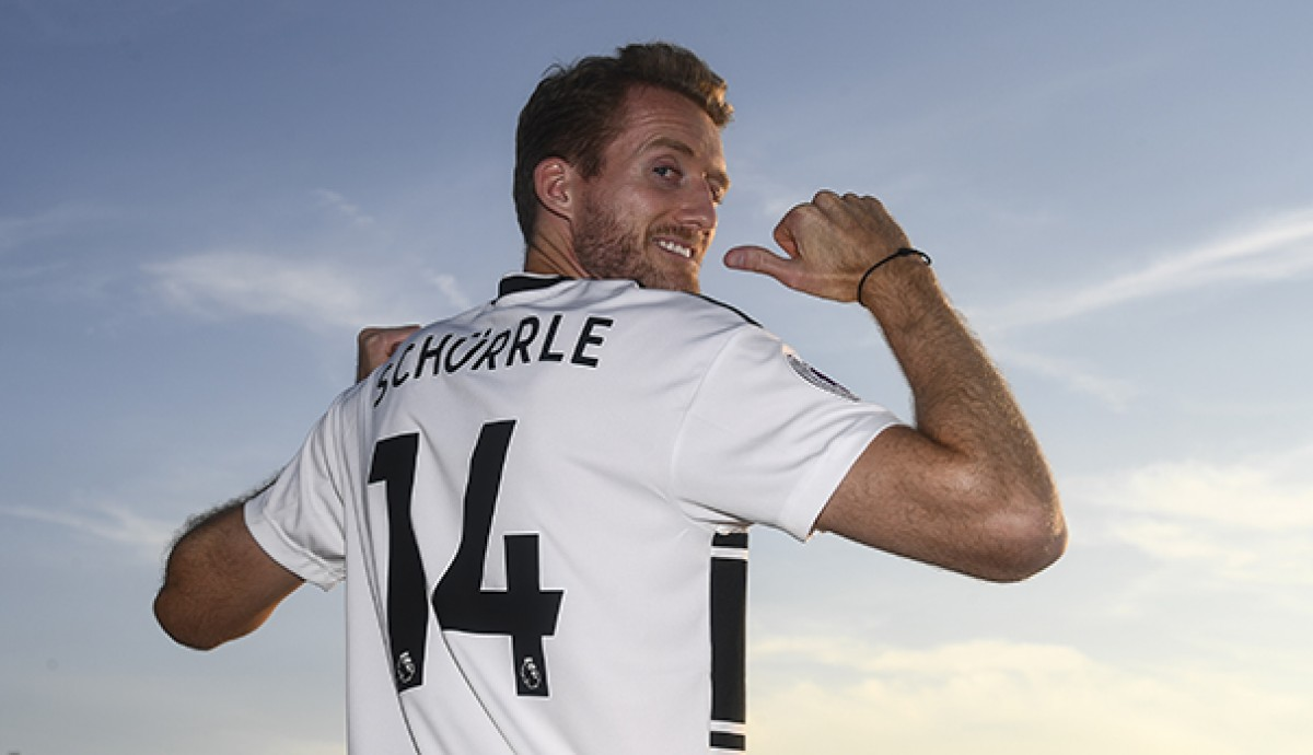 Fulham complete loan deal for winger Andre Schurrle