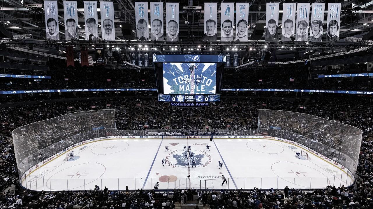 Toronto y Edmonton, posibles sedes de los playoffs