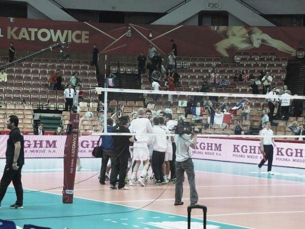 Championnat du monde de volley ball : Les bleus sont en demi finales