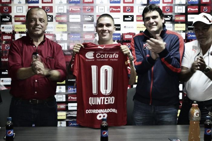 Juan Fernando Quintero: ''este es un gran equipo''