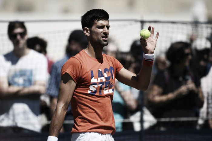 Novak Djokovic confirms Andre Agassi will accompany him at Wimbledon