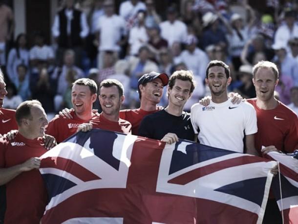 Copa Davis 2015. Gran Bretaña: la reconquista fuera de casa