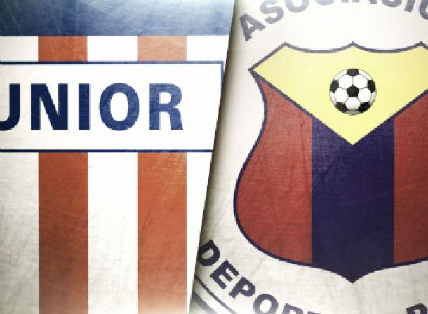 Resultado Pasto - Junior (0-0)