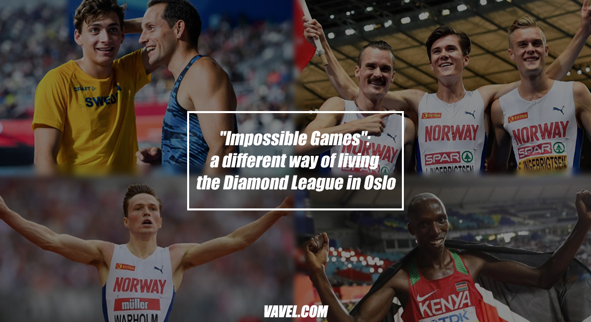 """Impossible Games"": a different way of living the Diamond League in Oslo"