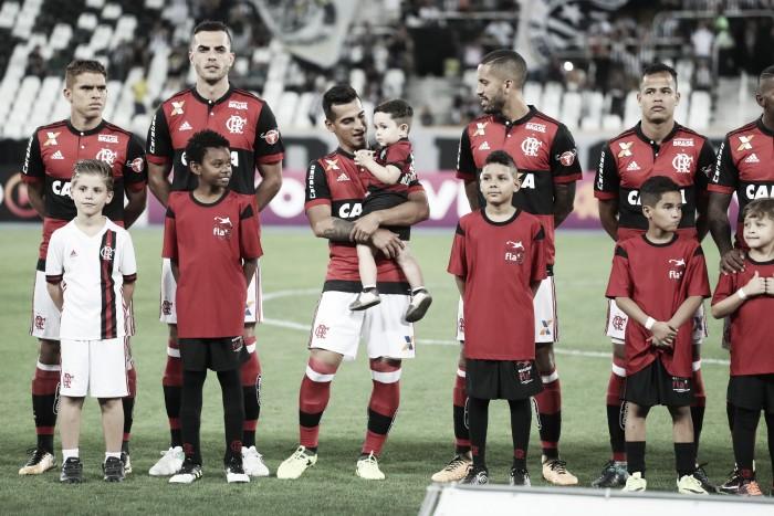 Jogadores do Flamengo focam na Sul-Americana após derrota para Botafogo