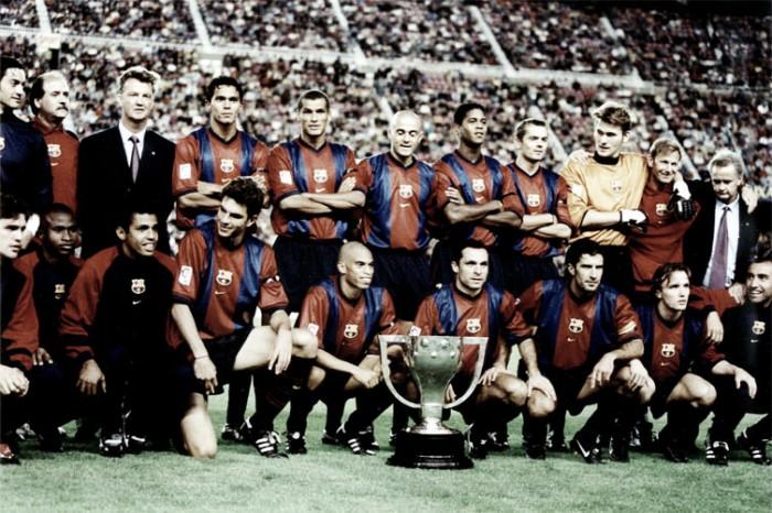 Barça-Alavés de 1999, la goleada que cambió una Liga