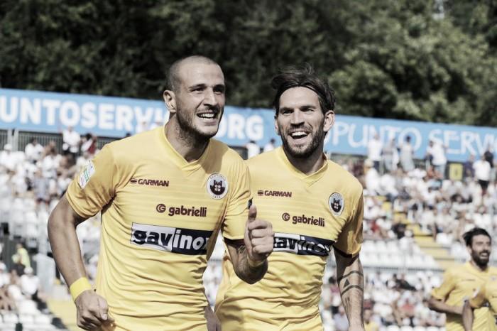 Cittadella e seu começo triunfante na Serie B italiana