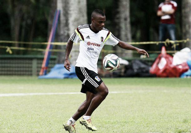 Jhon Murillo, nuevo jugador del Benfica