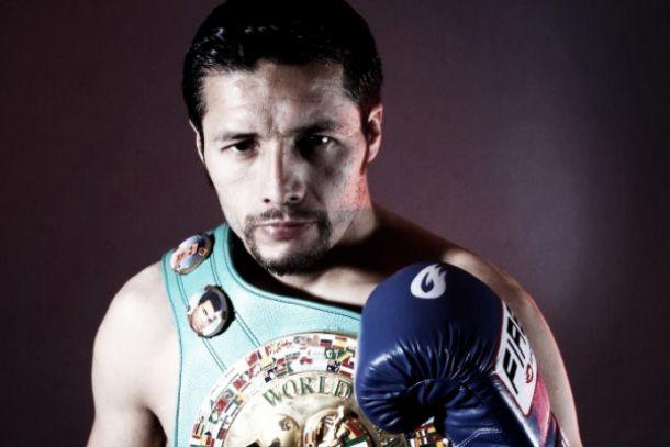 Jhonny González está en la cima