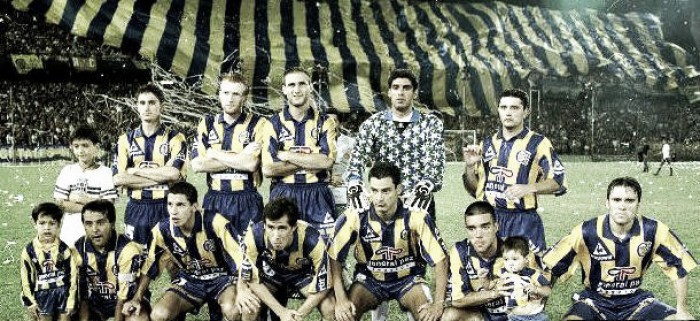 Antecedentes de Central contra uruguayos