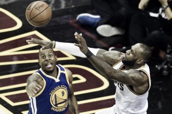 NBA Finals, tempo di gara-4: Cleveland per allungare la serie, Warriors per chiuderla in Ohio