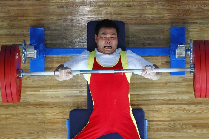 Powerlifting: all you need to know for the Paralympic Games Rio 2016
