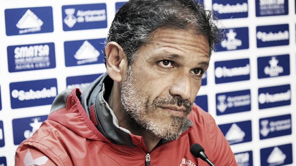 """Seligrat: """"La afición se merece vernos ganar"""""""