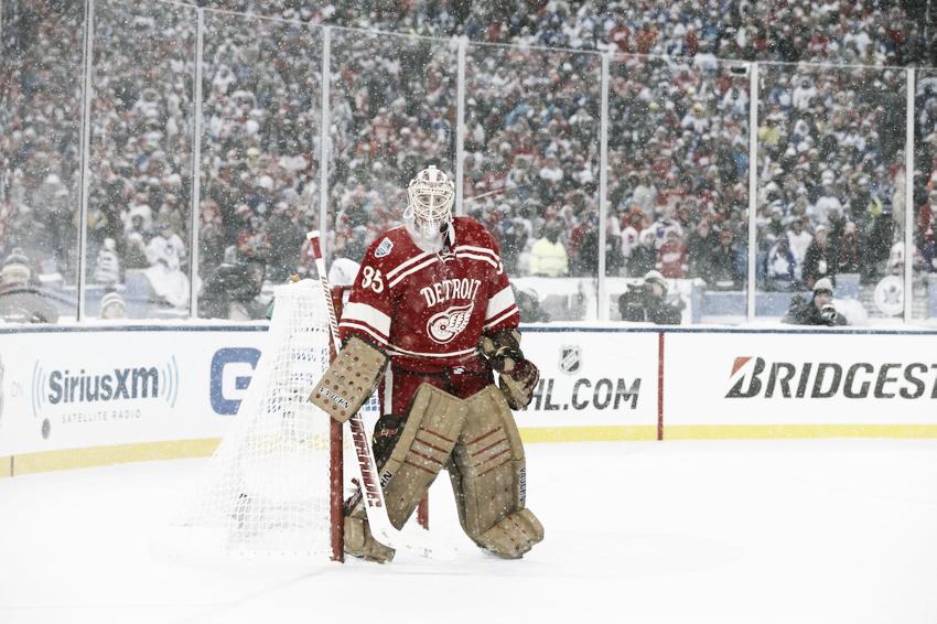 Jimmy Howard podría abandonar Detroit y estos serían sus potenciales destinos en NHL