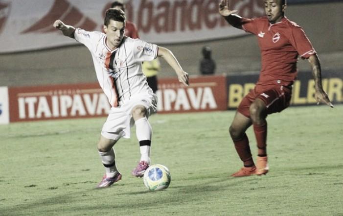 Vila Nova duela com pressionado Joinville visando encerrar jejum de vitórias