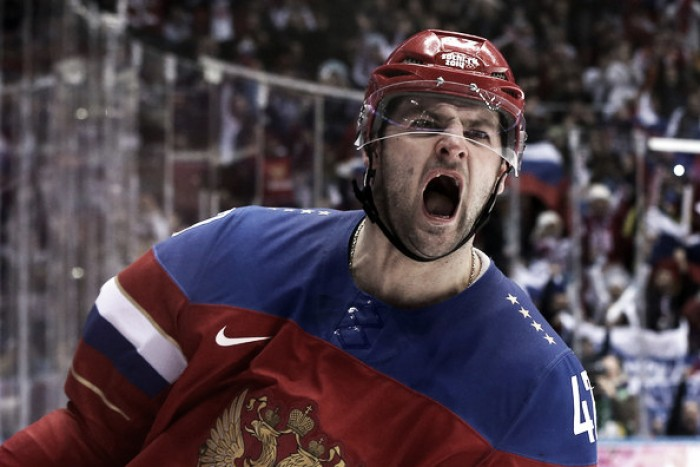 KHL: Detroit Red Wings Exploring Possibility Of Signing Russian Superstar Alexander Radulov