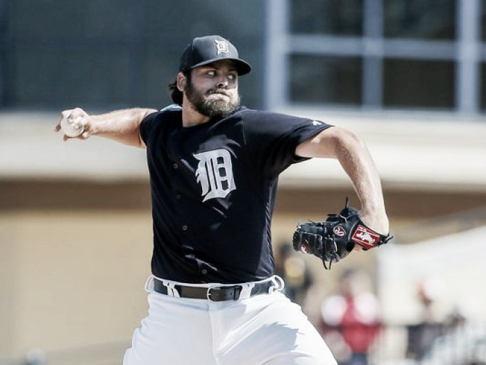 Detroit Tigers top prospect Michael Fulmer to make Major League Baseball debut on Friday