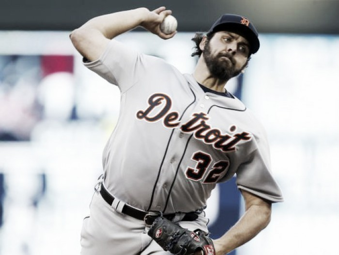 How Michael Fulmer's debut compares to others by Detroit Tigers in recent years