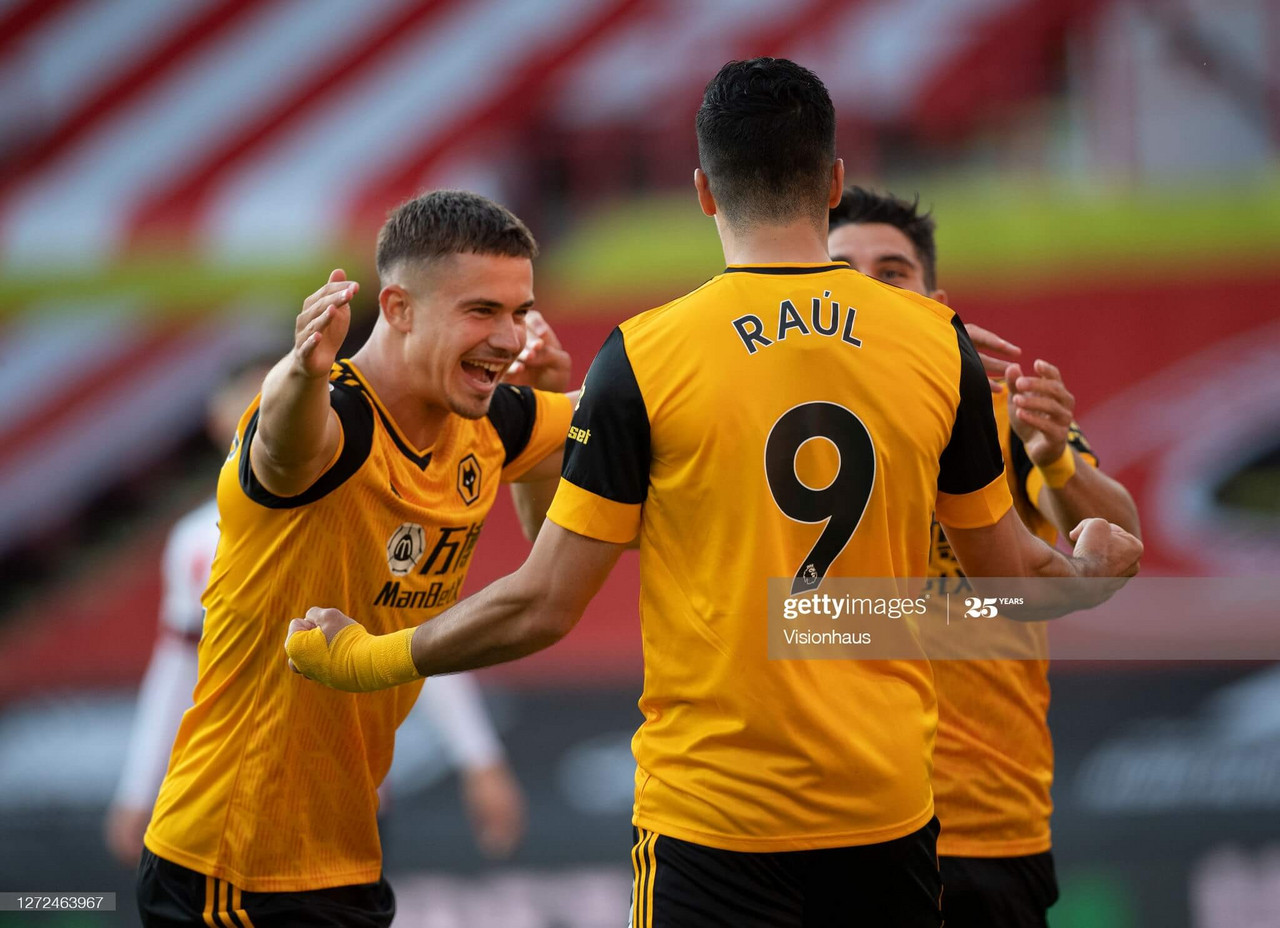 The Warm Down: Wolves defensive shape and display key to three points at Bramall Lane