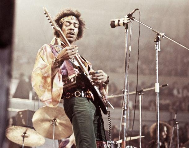 Legendary Pictures pone en marcha el biopic sobre Jimi Hendrix