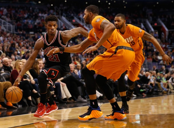 Chicago Bulls Go For 4 Game Win Streak As They Face The Phoenix Suns On The Road