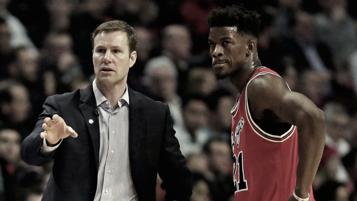 "NBA Playoffs: coach Hoiberg nel dopo gara: ""Impossibile fermare Thomas"""