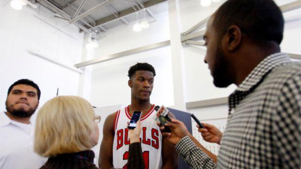 """NBA Media Day, parla Jimmy Butler: """"È il nostro turno, sarà il nostro anno"""""""