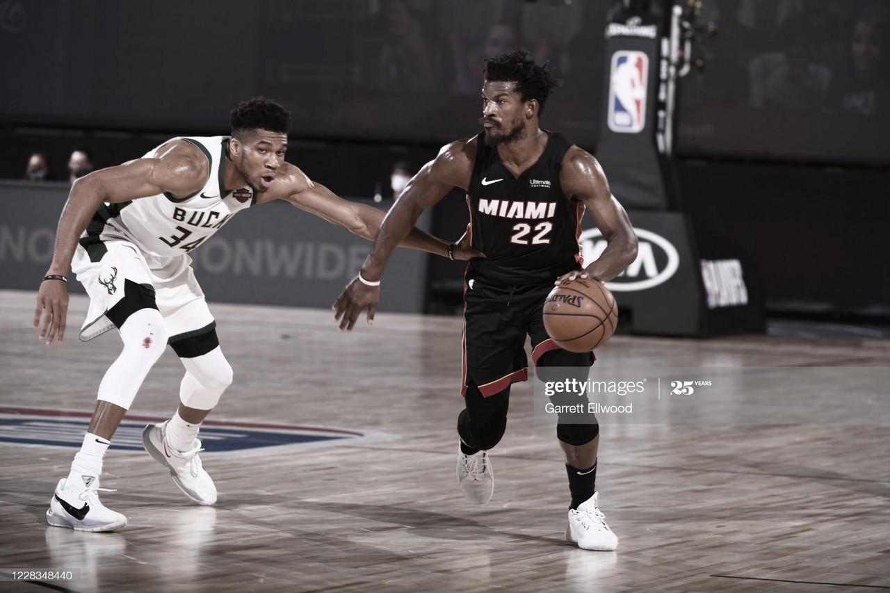 Los Heat consiguen el 3-0 tras un gran último cuarto
