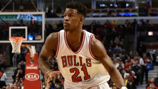 Jimmy Butler, The New Star In Chi-Town