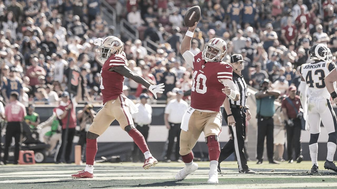 Analisis 49ers-Rams: San Francisco mantiene el invicto