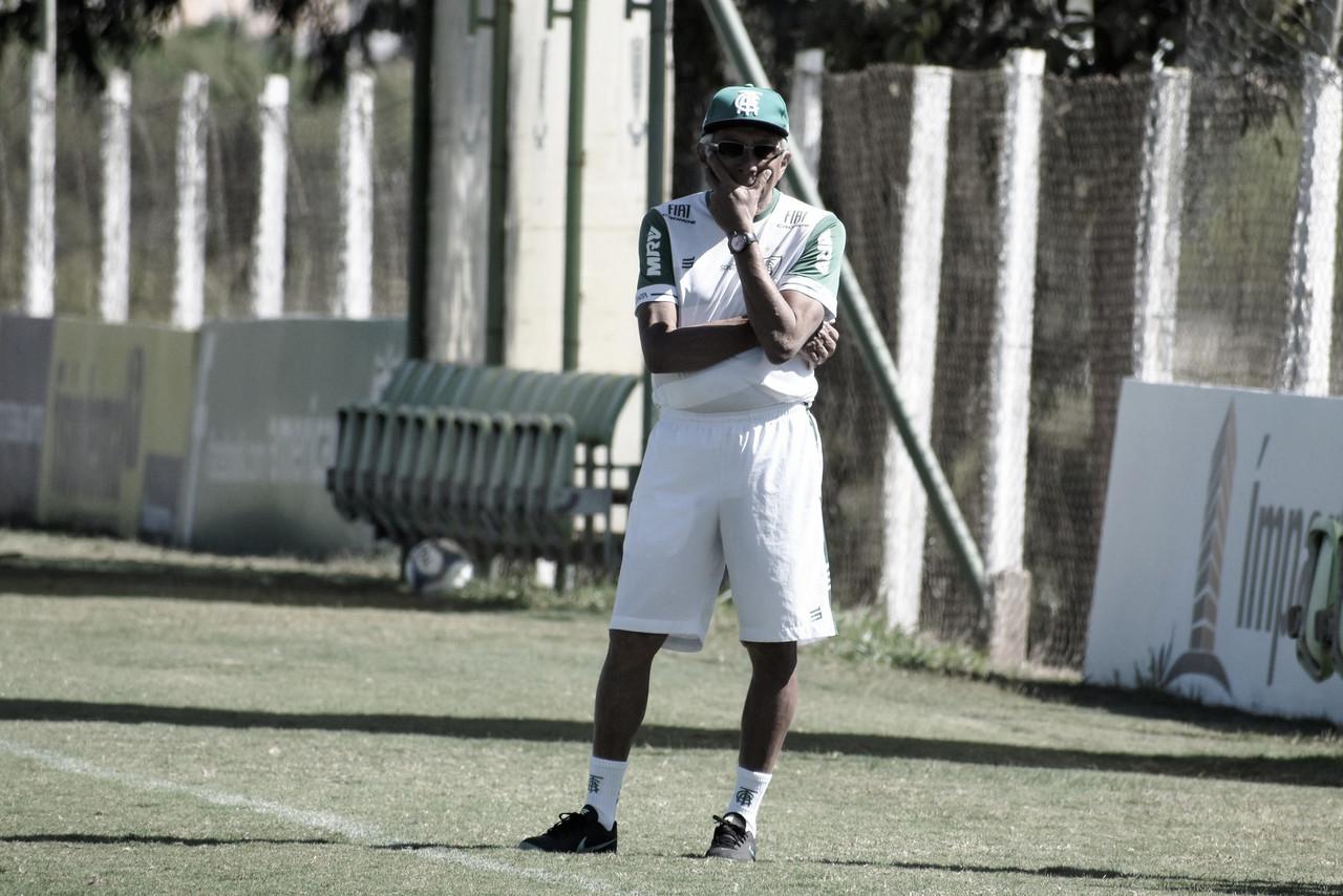 Givanildo não resiste à má fase e é demitido do América-MG