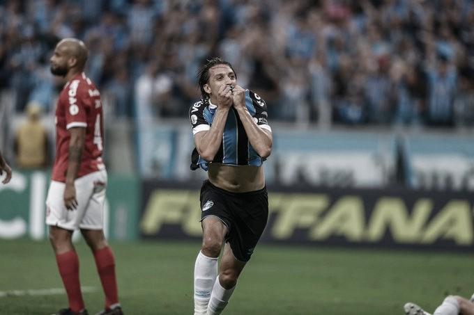 Grêmio derrota Internacional em GreNal polêmico