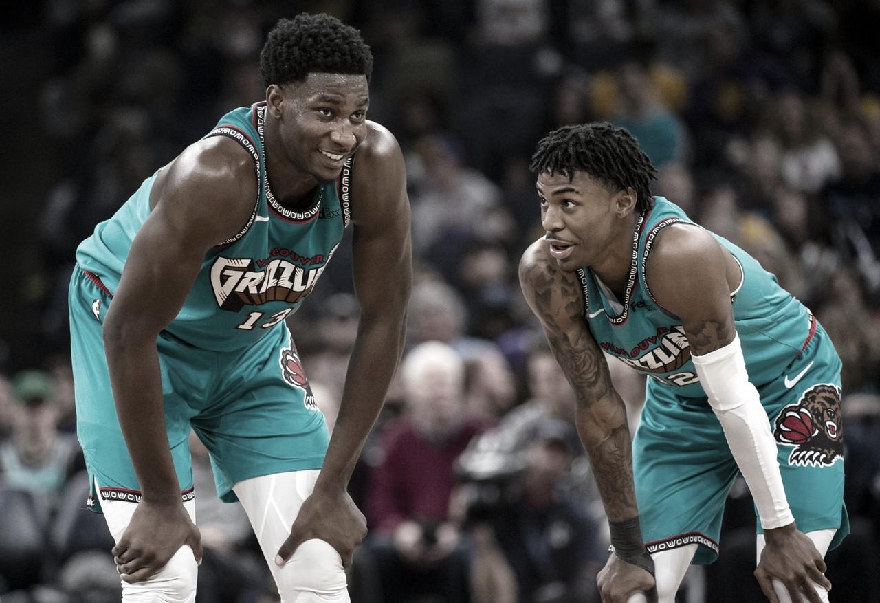 Memphis Grizzlies, los jóvenes tienen hambre de playoffs