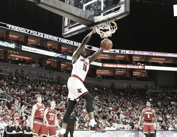 What we learned from the 2nd Louisville men's basketball scrimmage